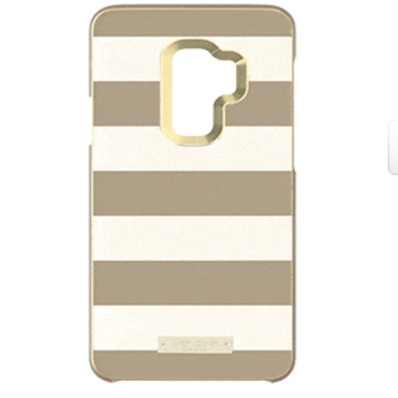 detailed look e3a87 099d0 Kate spade case for Galaxy s9 plus NWT